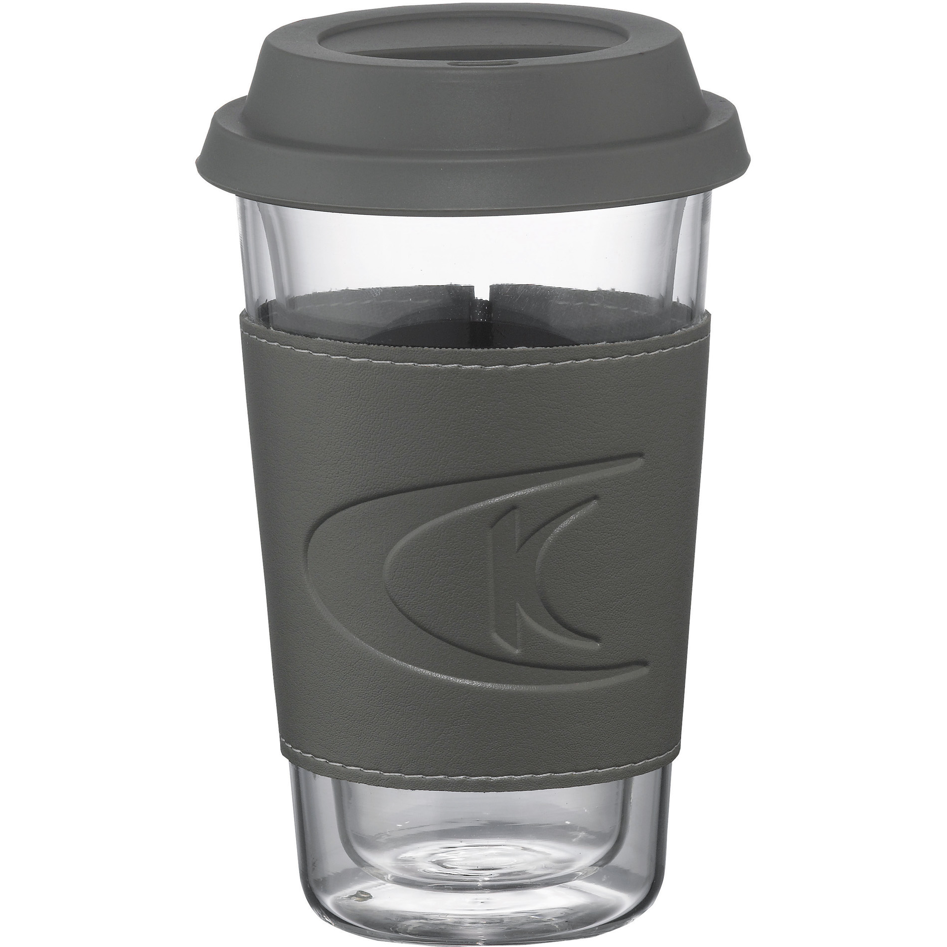 Double Wall Glass Tumbler With Wrap Item 1622 81
