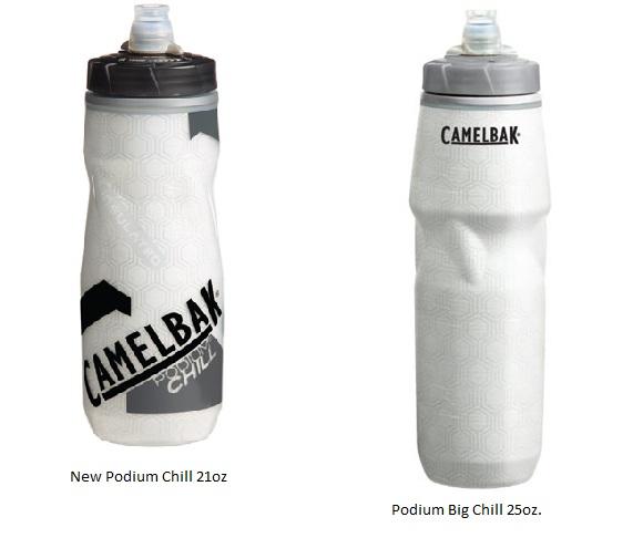 Camelbak Podium Chill 21oz Sports Water Bottle Item
