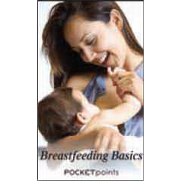 Item #PP-1700 Breastfeeding Basics Pocket Pamphlet