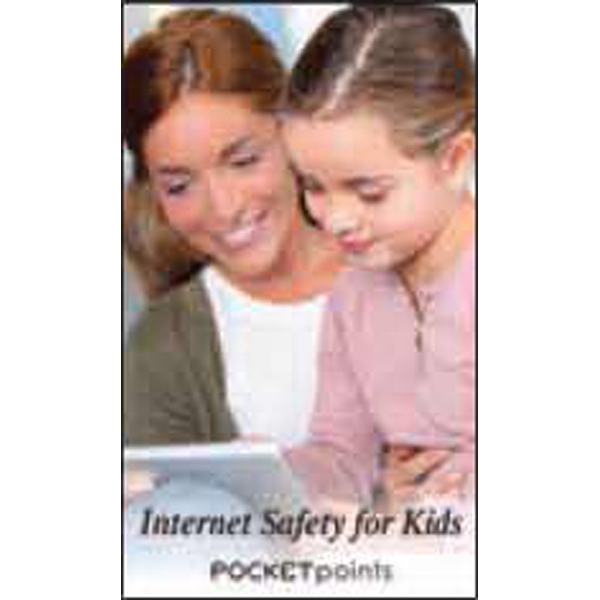 Item #PP-1695 Internet Safety for Kids Pocket Pamphlet