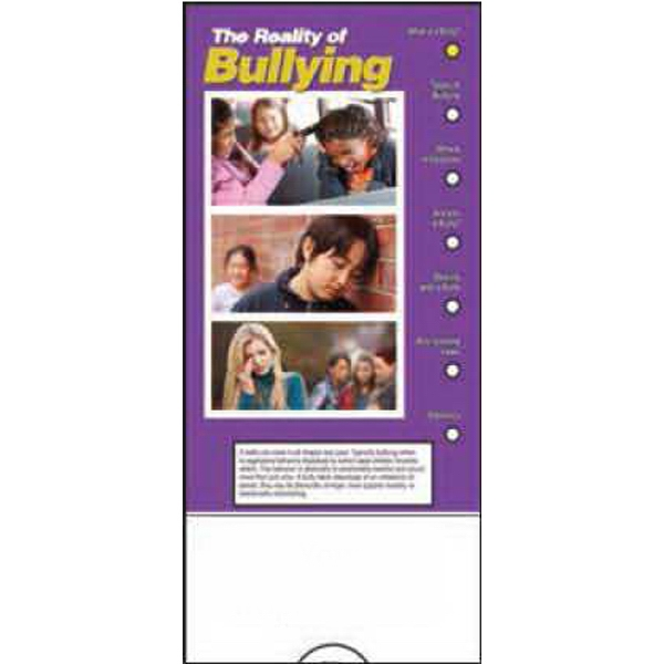 Item #PG-1260 The Reality of Bullying Slide Chart