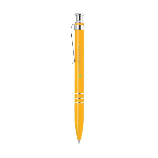Item #PM-211 Metal Click Action Ballpoint Pen