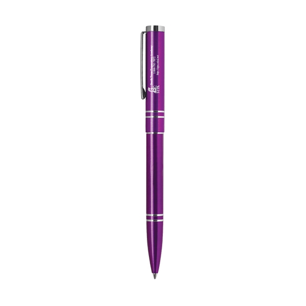 Item #PM-215 Metal Click Action Ballpoint Pen