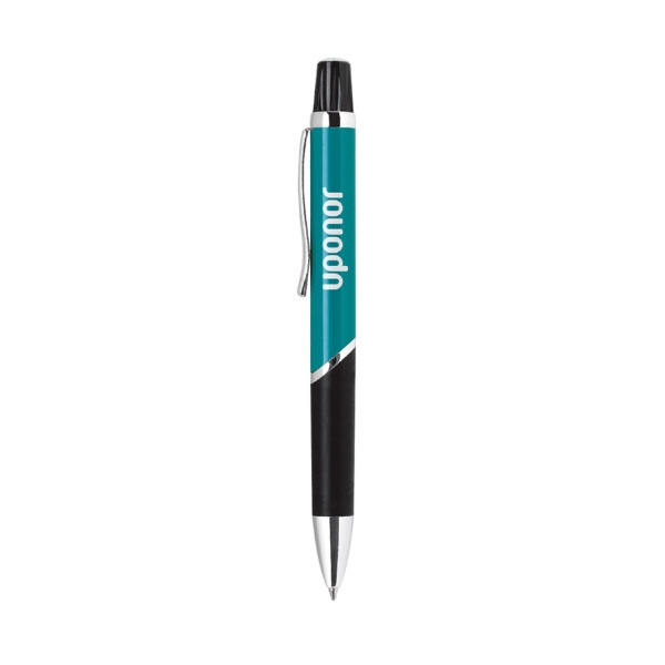 Item #PM-218 Metal Twist Action Ballpoint Pen