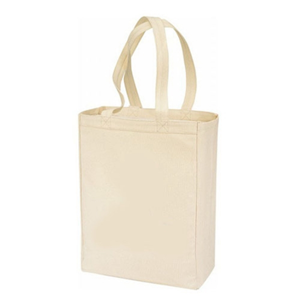 Item #B-82102 Cotton Canvas Tote Bag