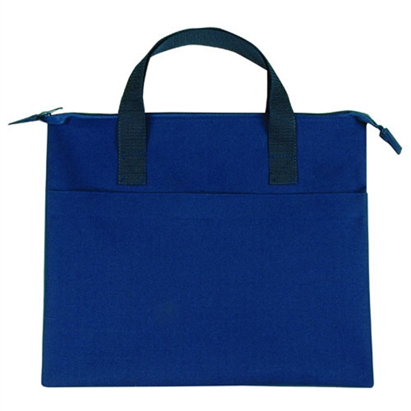 Item #B-82107 Poly Document Bag