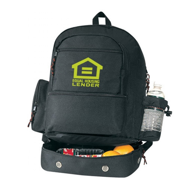 Item #B-8441 Poly Cooler Backpack