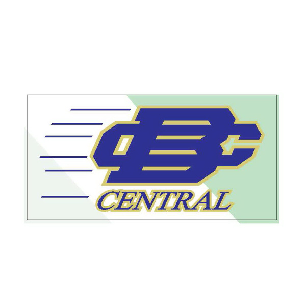 Item #CP4-3 Clear Polyester Decal