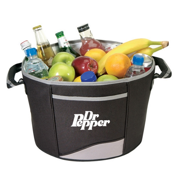 Item #B-8535 Poly Deluxe Cooler Tub
