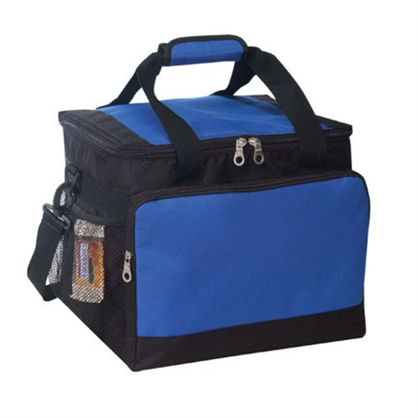 Item #B-8543 Poly 36 Pack Cooler Bag