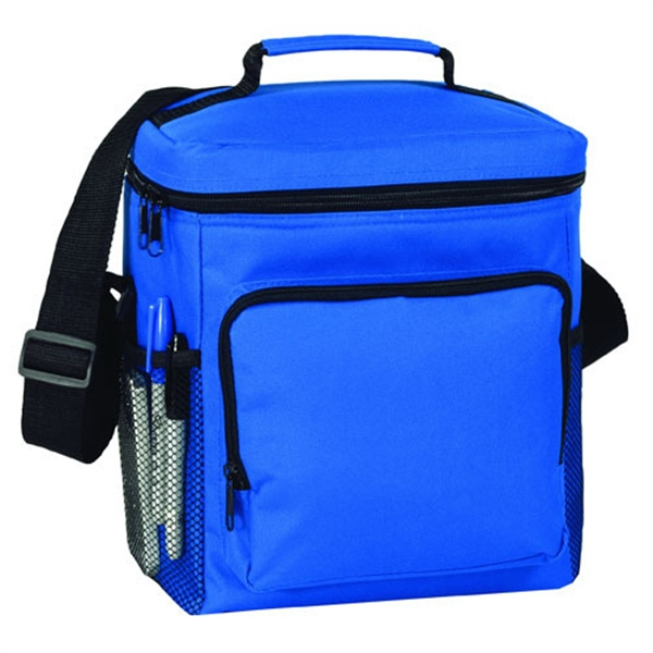 Item #B-8551 Poly Deluxe Cooler Bag