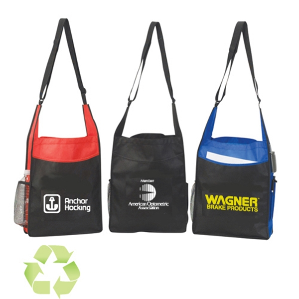 Item #B-6205 ECO Non Woven Event Tote Bag