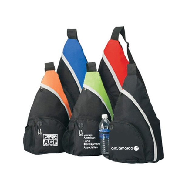 Item #B-6407 Sling Backpack