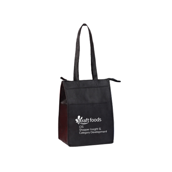 Item #B-6527 Non Woven Insulated Cooler Bag