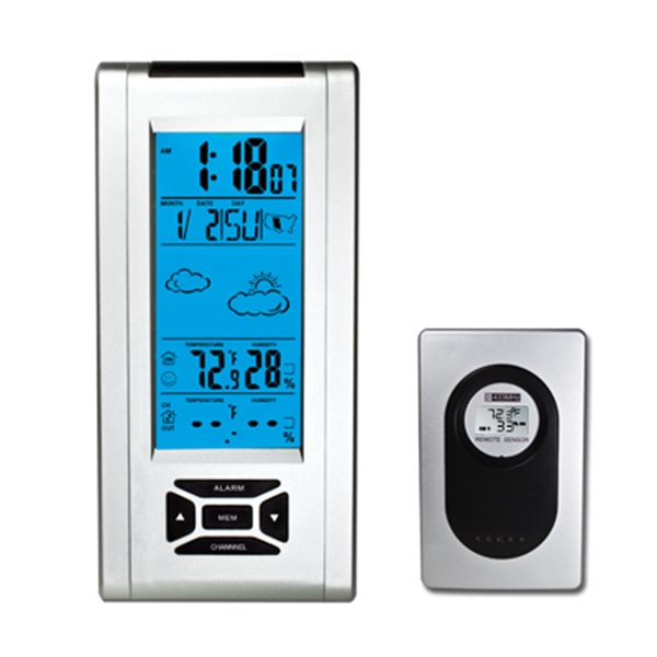 Item #CY-1181 Radio Controlled Weather Station