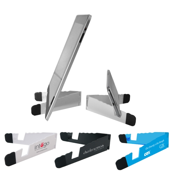 Item #DW-1008 Travel Easel Media Stand