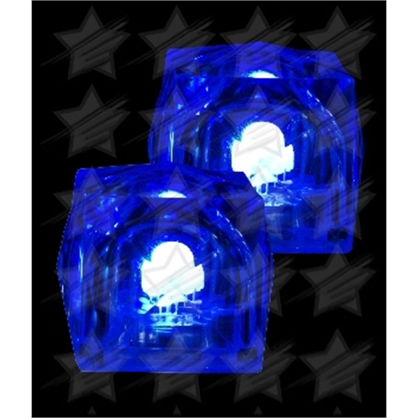 Item #AC964 LED Light Up Ice Cubes - Blue