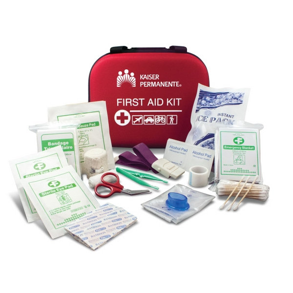 Item #FA041 41 Piece First Aid Kit