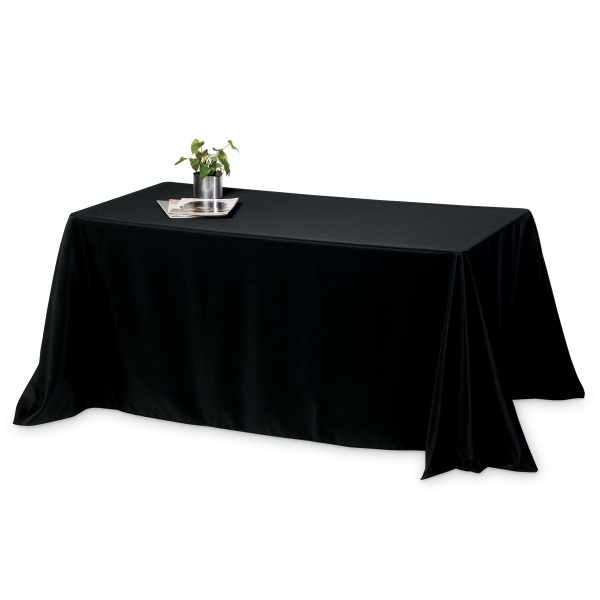 Custom writing company tablecloth