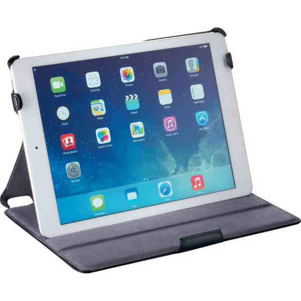 Millenium Leather Clips Easily To Your Tablet For Superior