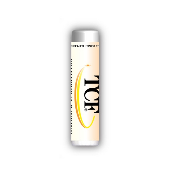 Item #LB15-LIP-POM Lip Balm Natural SPF 15 or SPF15 Sunscreen - Pomegranate