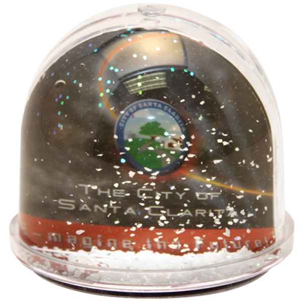 "Item #AD-410 3 3/4"" large dome ""Do-it-yourself"" water ball"