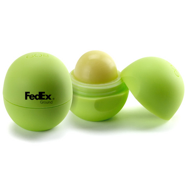 Item #EOS-LIP-HO EOS Smooth Sphere Lip Balm - Honeysuckle Honeydew
