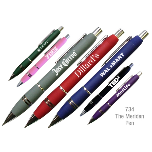 Item #DESK PEN E734 Elegant & Stylish Ballpoint Pen #E734VC