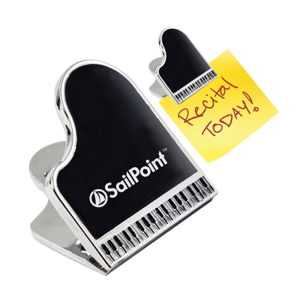 Item #WY-1018 Piano Magnet Clip