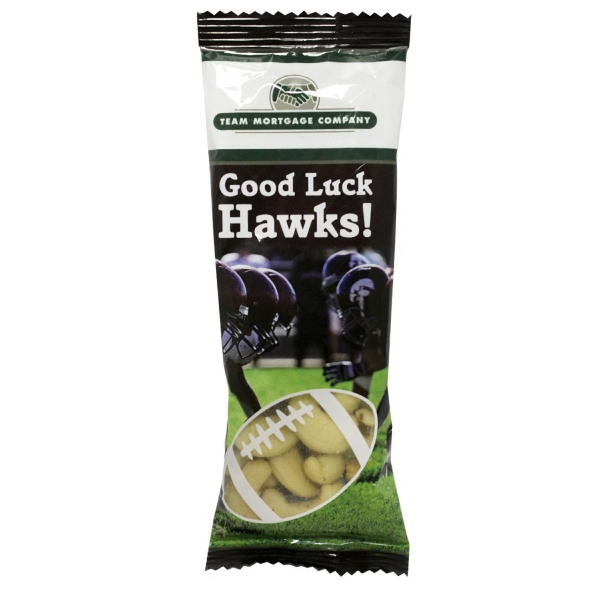 Item #ZS7-CASHEWS Zaga Snack Promo Pack Bag with Cashews - Nuts
