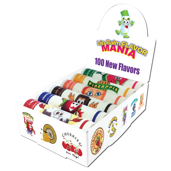 Banging Banana Lip Balm - All Natural, USA Made
