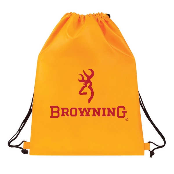 Item #DB121 Quincy Drawstring Backpack
