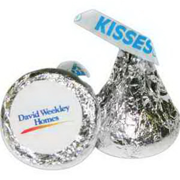 Item #CK-210 Hershey Kisses (R) with Label