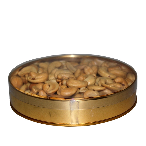 Item #PRBG-B-CASHEWS Gold Rush Tray Container with Cashew Nuts