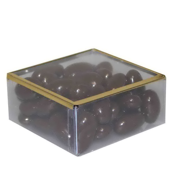 Item #SD-ALMONDS Sweet Dreams Box with Chocolate Covered Almonds Nuts
