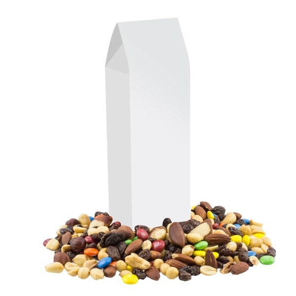 Item #XLGABLE-TRAIL Extra Large Gable Box with Trail Mix