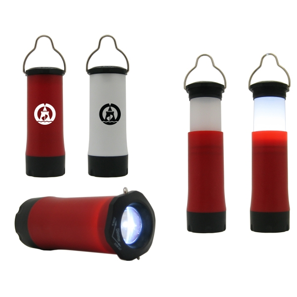 Item #7538 Crown Mini Lantern / Flashlight