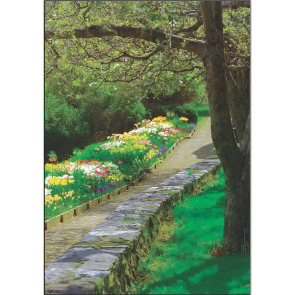 Item #60003 Flower Path