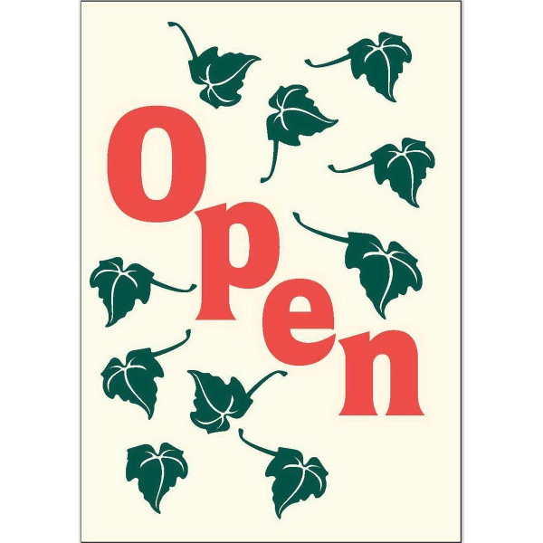 Item #60067 Open with Ivy