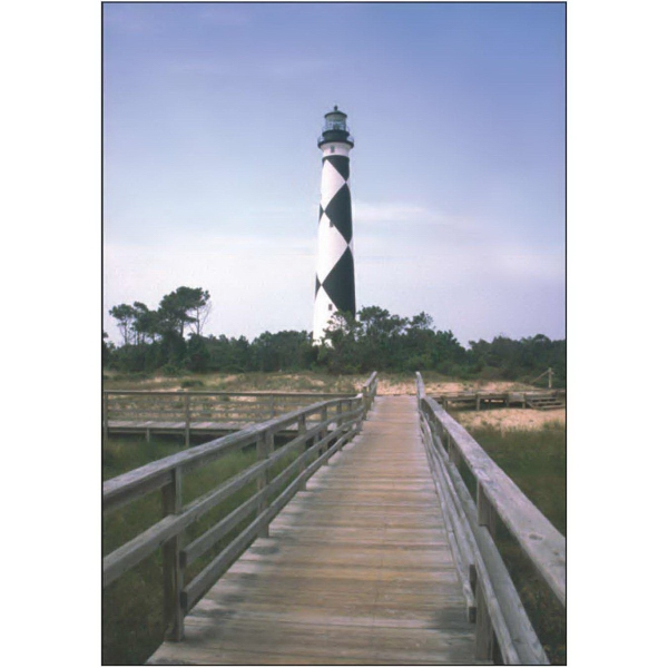 Item #60017 Cape Lookout Lighthouse