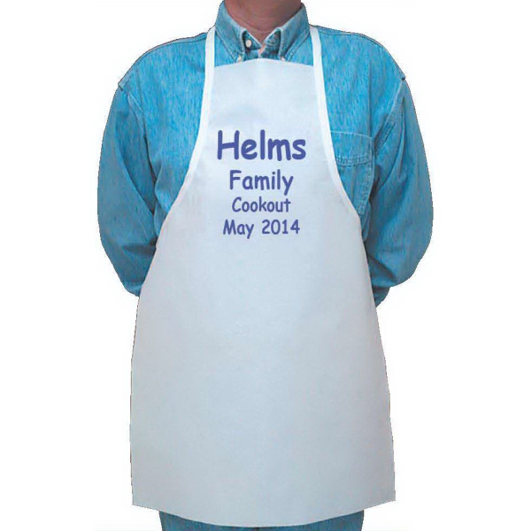 Item #WA175 Low-cost disposable apron