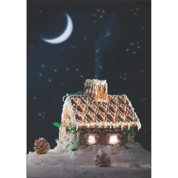 Item #67804 Gingerbread House