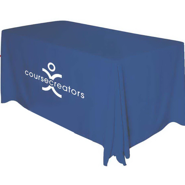 Item #TD641-TD645 Draped 6' table throw