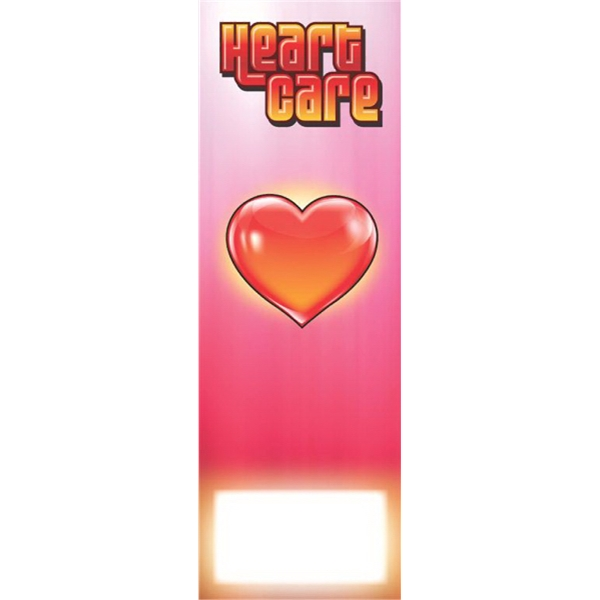 Item #BM-1935 Heart Care Bookmark