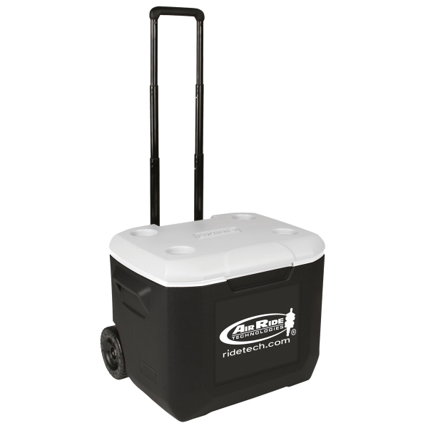 Item #33089 60 Quart (95 Can) Wheeled Cooler