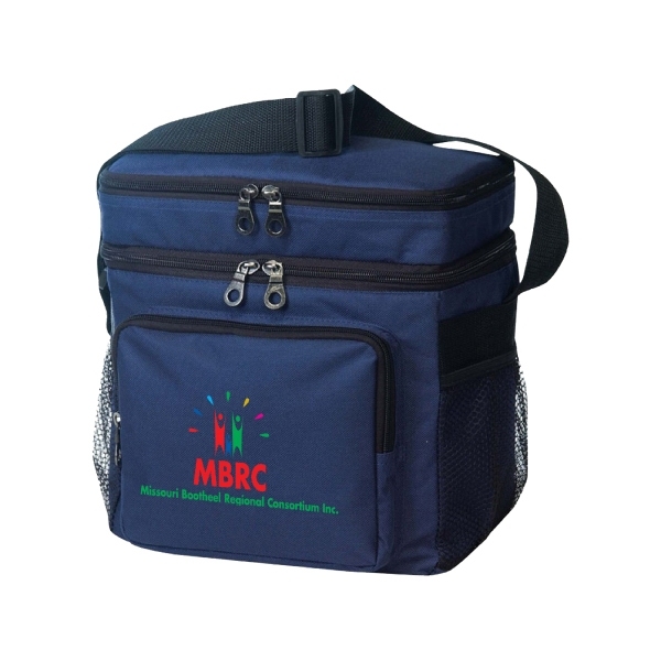 Item #B-8545 Poly Deluxe Cooler Bag