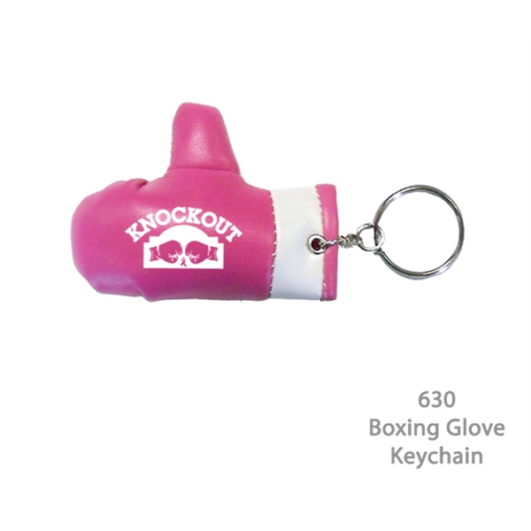 Item #BOXING E630PIN Boxing Glove Key Holder - Pink - E630