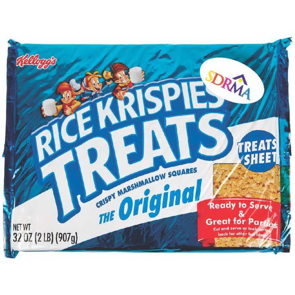 Item #GRKT-E Giant Rice Krispies Treat®