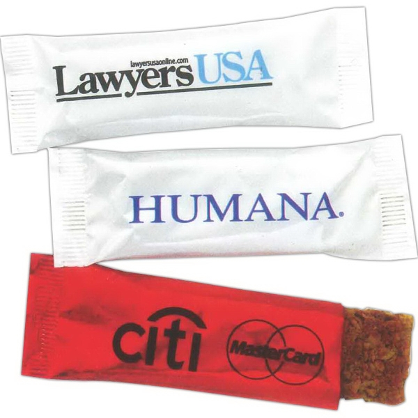 Item #SN-400-E Flowwrapped Granola Bar
