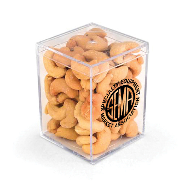 "Item #00203 3"" Geo Container - Cashews"